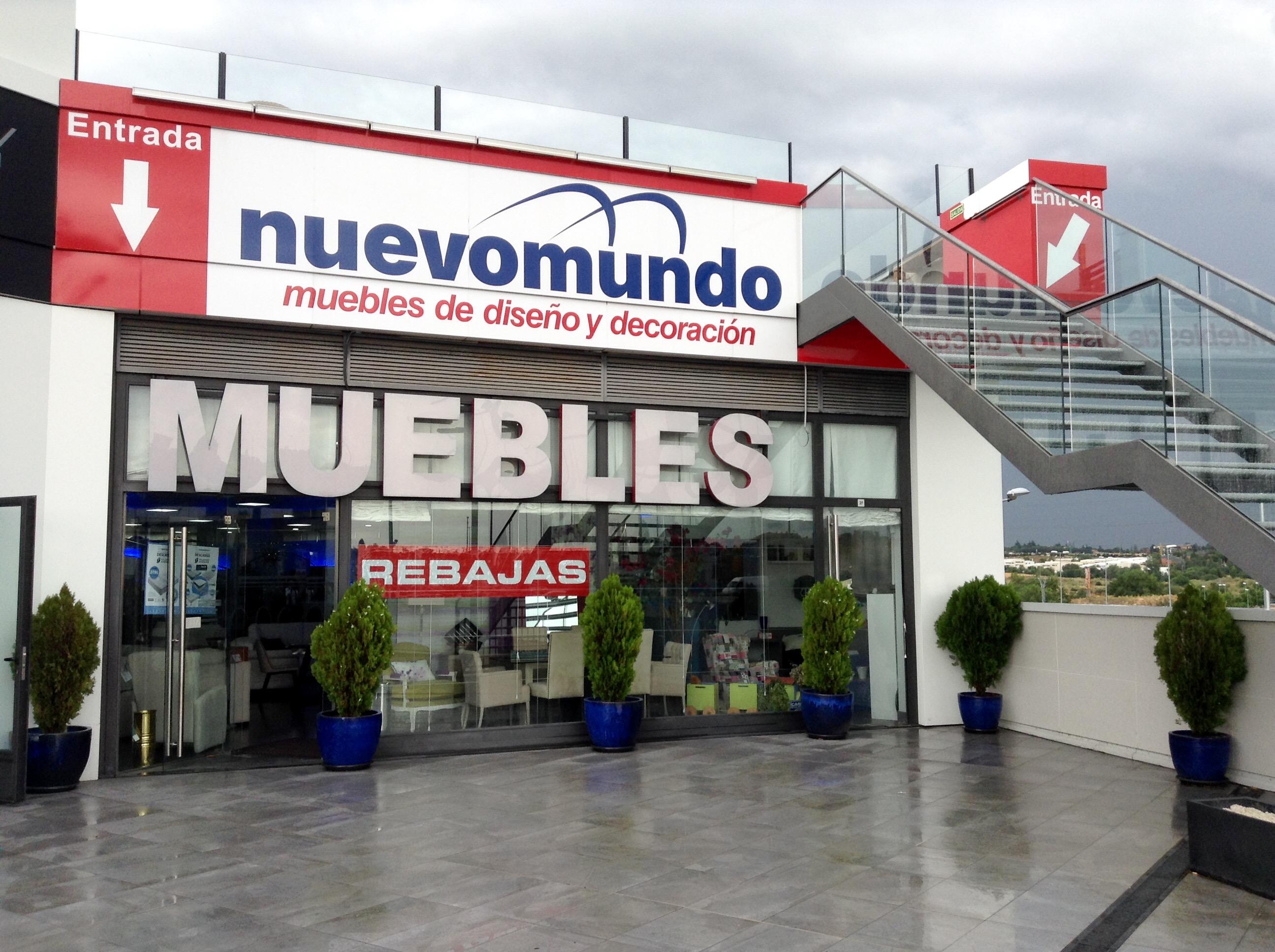 Nuevomundo Centro Comercial Arco # Muebles Nuevo Mundo