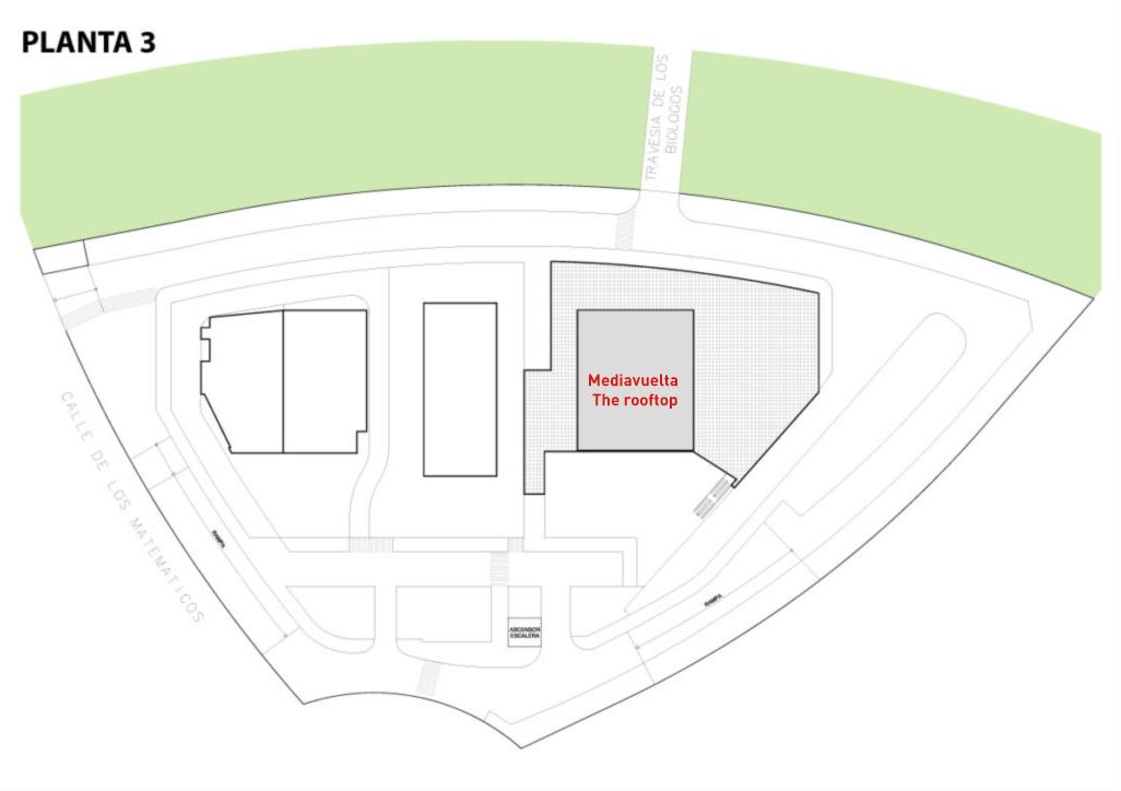 centro comercial arco majadahonda. Planta 3