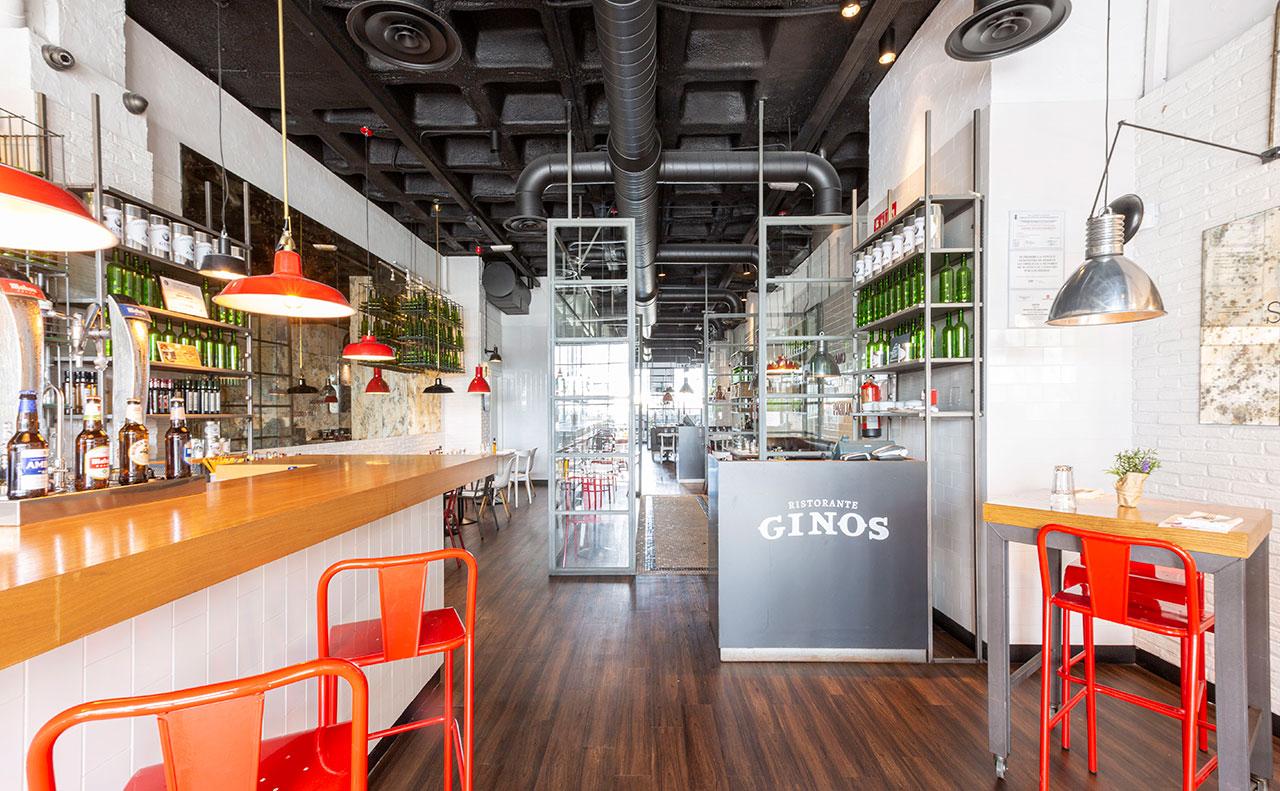 Ginos, Centro Comercial ARCO