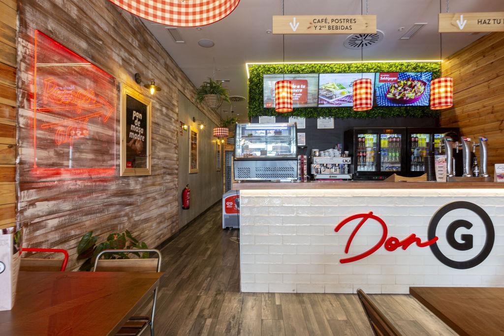 Restaurante Don G en Majadahonda