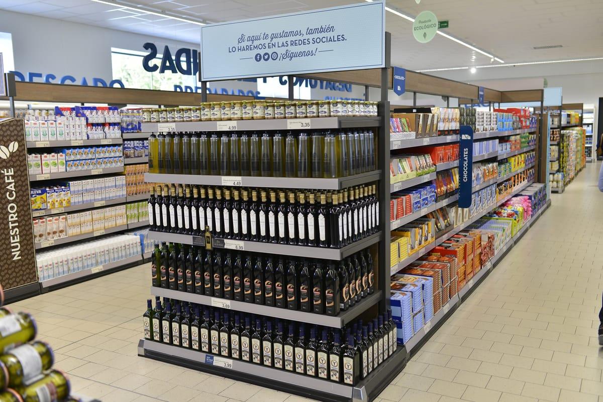supermercado en majadahonda