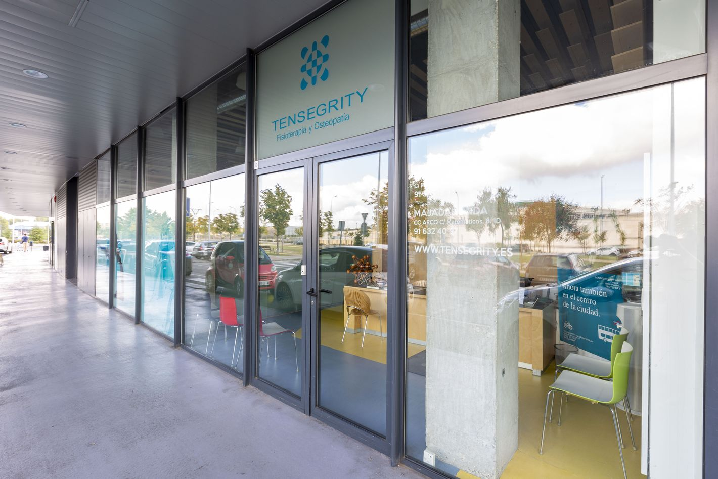 Tensegrity, clinica de fisioterapia en Majadahonda, Madrid